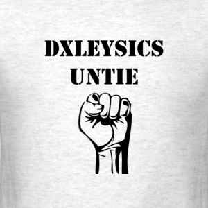 Dyslexics Unite - Men's T-Shirt