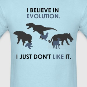 Evolution Shirt - Men's T-Shirt
