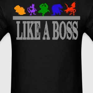 Like A Boss Shirt - Men's T-Shirt