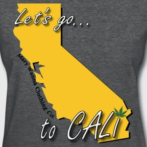 Let's Go to CALI - Women's T-Shirt