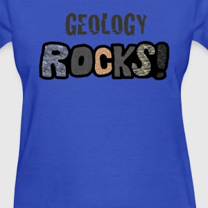 Women's Geology Rocks T - Women's T-Shirt