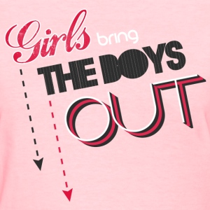 SNSD - Girls Bring the Boys Out - Women's T-Shirt