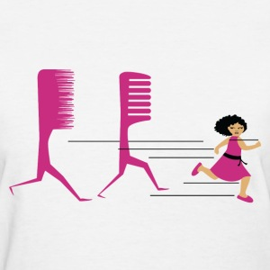 Nettie's Running Away - Women's T-Shirt