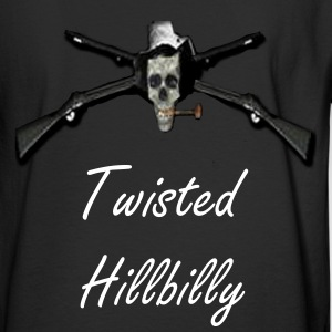 Twisted Hillbilly Original Logo Limited Edition Long Sleeve Shirt - Men's Long Sleeve T-Shirt
