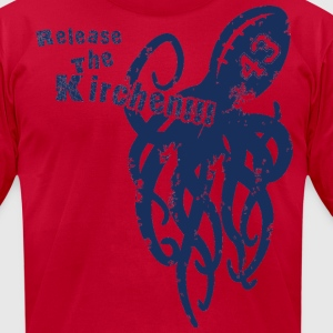 Release The Kirchen!!!! - Men's T-Shirt by American Apparel