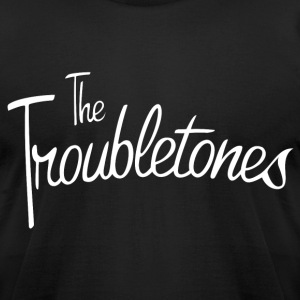 Troubletones - Men's T-Shirt by American Apparel