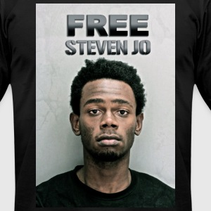 swag jail - Men's T-Shirt by American Apparel