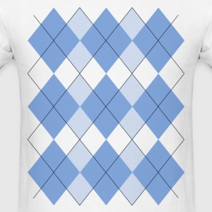 Argyle T-Shirt - Men's T-Shirt