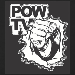 POW-TV.NET Long Sleeve Pocket Tee - Men's Long Sleeve T-Shirt by Next Level