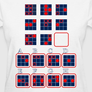 IQ test t shirt - Women's T-Shirt
