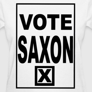 Vote Saxon Women's - Women's T-Shirt