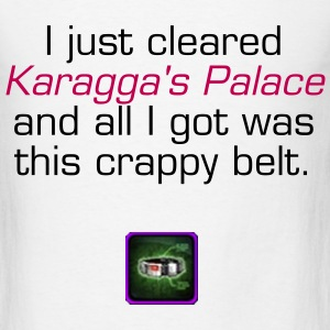 Karagga's Palace Crappy Belt - Men's T-Shirt
