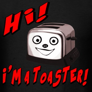 Toaster! - Men's T-Shirt