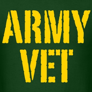 Army veteran - Men's T-Shirt