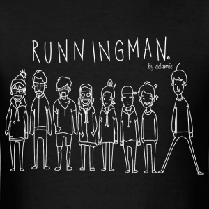 [Running Man!] Running Man Cast - Men's T-Shirt