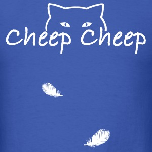 Cheep Cheep design inspired by Christoper Paolini T-Shirts - Men's T-Shirt