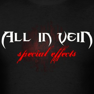All in Vein SFX T-Shirt - Men's T-Shirt