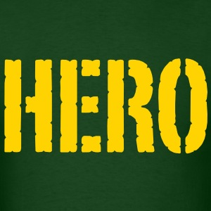 Military hero - Men's T-Shirt