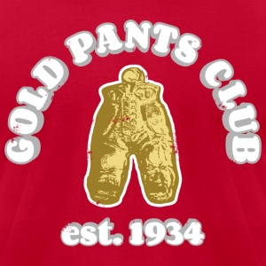GOLD PANTS CLUB - Men's T-Shirt by American Apparel