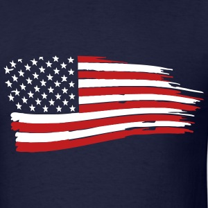 the flag - Men's T-Shirt