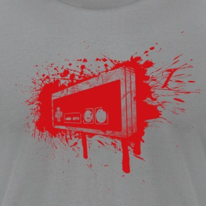 Pad Graffiti - Men's T-Shirt by American Apparel