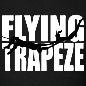 Flying Trapeze T-shirt - Men's T-Shirt