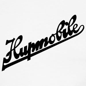 Hupmobile hood script - Men's Ringer T-Shirt