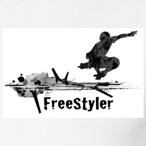 Freestyler Jump - Men's T-Shirt