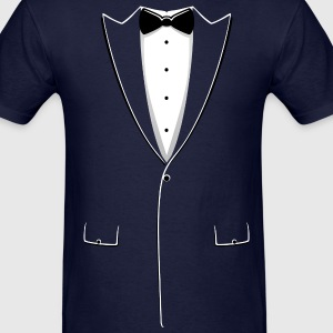FancyTuxedo - Men's T-Shirt