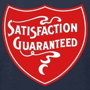 Satisfaction Guaranteed - Men's T-Shirt by American Apparel