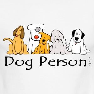 Dog Person - Men's Ringer T-Shirt