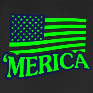 Womens - 'Merica Shirt - Leggings