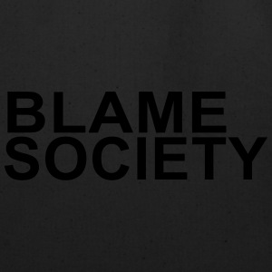 BLAME SOCIETY | JAYZ | SNAP BACK HAT - Eco-Friendly Cotton Tote