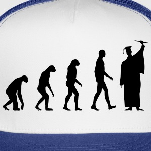 Evolution Student Diploma T-Shirts - Trucker Cap