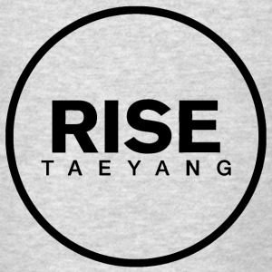 Rise - Bigbang Taeyang - Black Long Sleeve Shirts - Men's T-Shirt