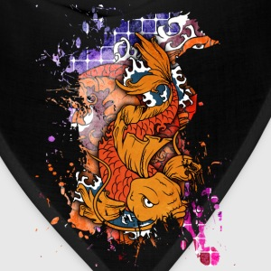 Koi Fish T-Shirts - Bandana