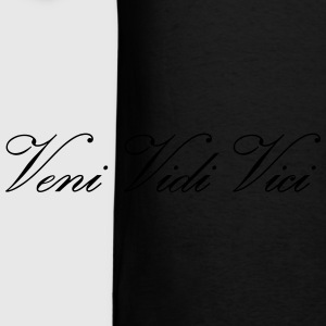 Premium Tank Top Veni Vidi Vici - Men's T-Shirt