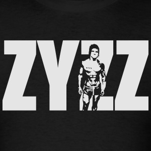 Premium Tank Top Zyzz Portrait - Men's T-Shirt