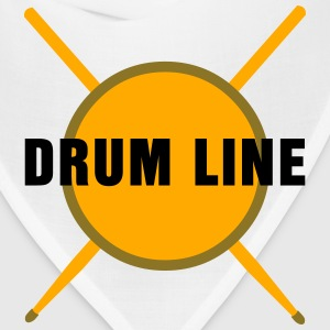 Drum Line  Bottles & Mugs - Bandana