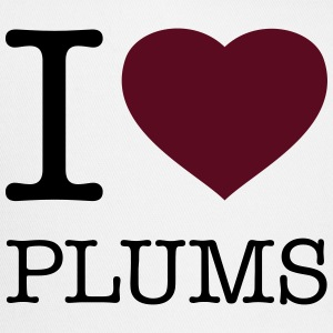 I LOVE PLUMS - Trucker Cap