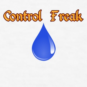 Control Freak Contrasting Coffee Mug - Men's T-Shirt