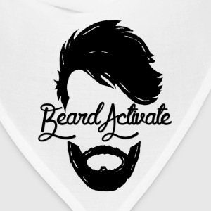Beard Activate! - Bandana