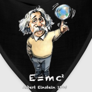Albert E=MC 2 T-Shirts - Bandana