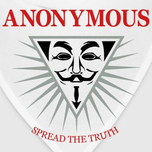 Anonymous NWO 3c T-Shirts - Bandana