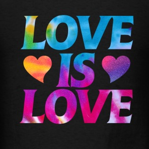 Love is Love - Men's T-Shirt