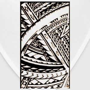 Fili Samoan Tribal art by Sku Baby & Toddler Shirts - Bandana
