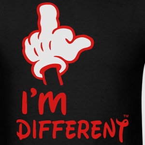 I'M DIFFERENT Hoodies - Men's T-Shirt
