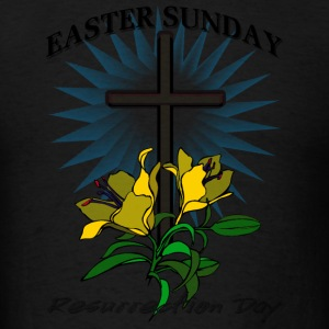 Easter Sunday Long Sleeve Shirts - Men's T-Shirt