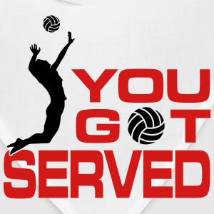 volleyball: you got served Kids' Shirts - Bandana