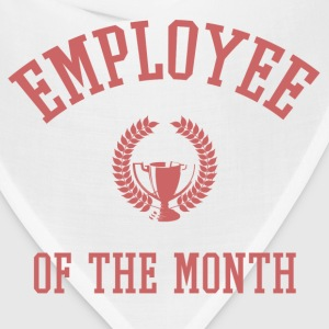 employee of the month Women's T-Shirts - Bandana
